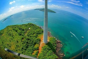 Cable Car Trip: Cable car & 4 islands Trip Phu Quoc