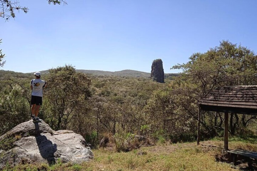 Hell's Gate National Park Private Bike Tour from Nairobi
