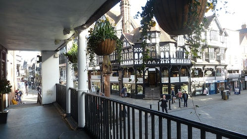 Historic Chester - Walking Tour and Lunch at the Cathedral
