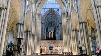 York, the Cathedral and Vikings' Day Trip from Manchester