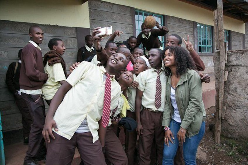 A Day in the Life of Nairobi Youth, Entrepreneurs and Cultural Performers