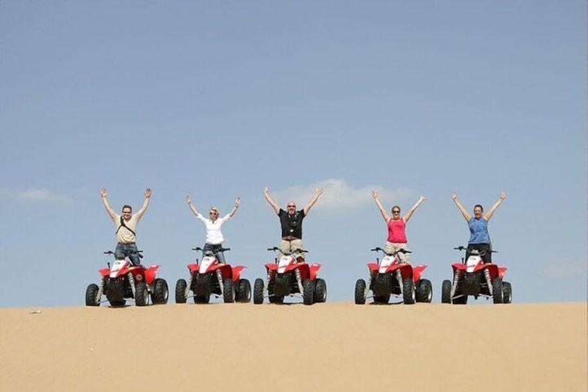 Quad Biking Abu Dhabi