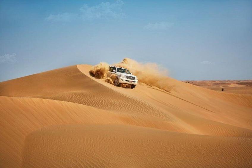 Dune Bashing Al Khatim
