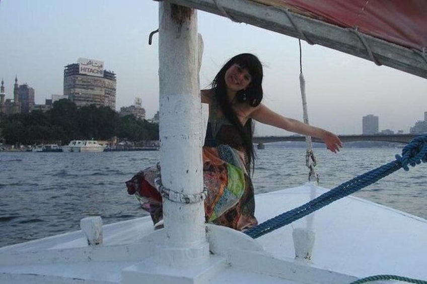 Show item 3 of 6. Sailing trip on the Nile in Aswan