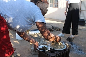Traditional Cooking Class - Mahangu pap for beginners