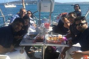 4 Hour - Half Day Pittwater Tour