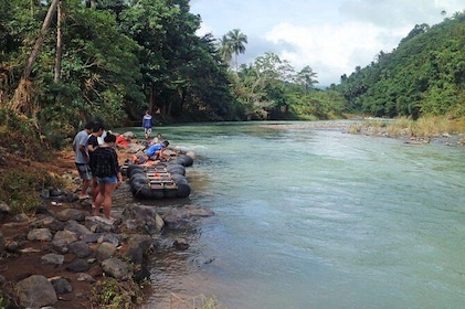 Real Quezon with Water Activities from Manila