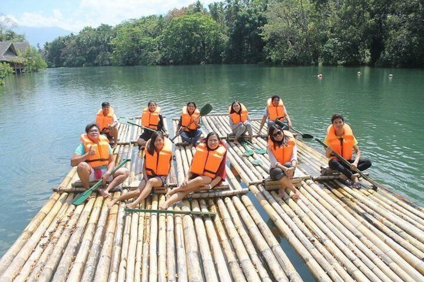 Show item 5 of 7. VILLA ESCUDERO DAY TOUR with Carabao Cart Ride and Bamboo from Manila