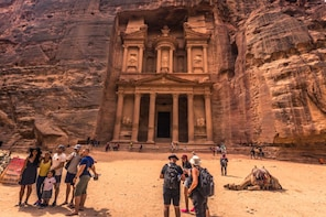 Petra Full Day Tour From Eilat