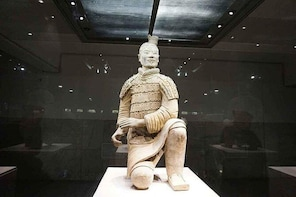 Terracotta Warriors & Horses plus Banpo Ruins Essential Full Day Tour from ...