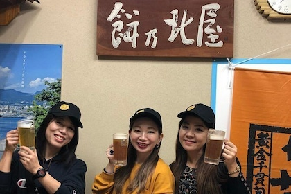 Bar hopping in Hakodate with a local guide!