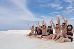 Sandbank, Snorkelling, Dolphin Cruise, Picnic, Beach Photography