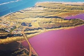 70-minute Pink Lake Scenic Flight