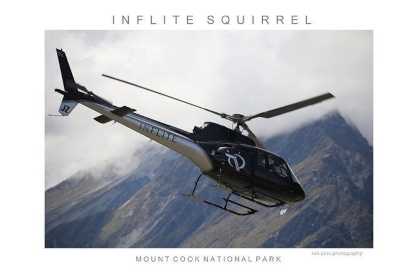 Show item 5 of 7. 25-Minute Helicopter flight including an alpine landing