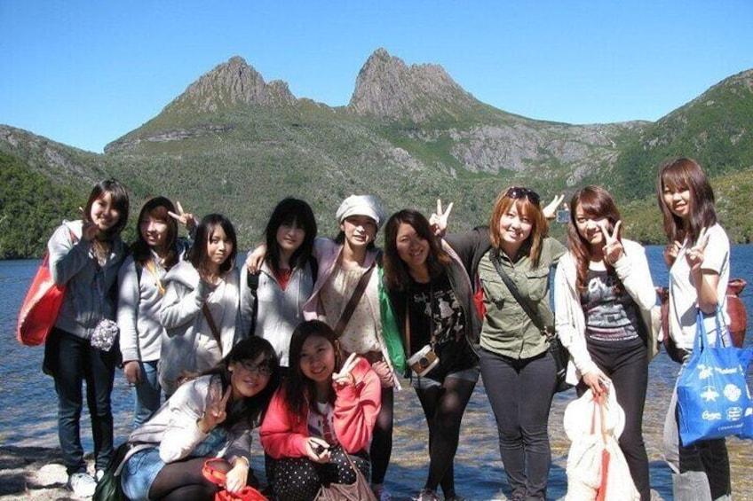 Cradle Mt National park
