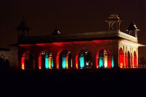 Experience Sound and Light Show (English Version) in New Delhi with Transpo...