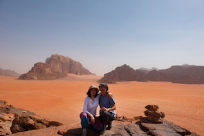From Aqaba: 2 Day Tour Petra and Wadi Rum