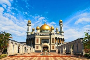 SIC - Half-day Joined Group Tour for Brunei Highlights