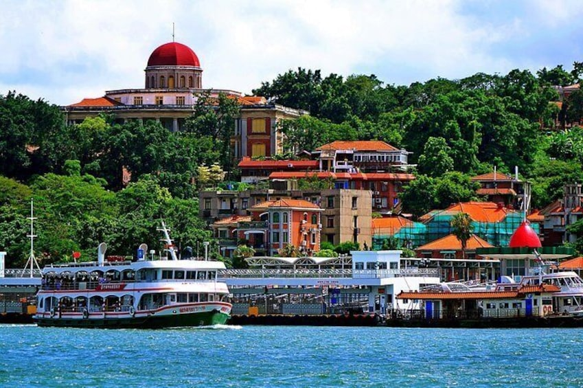 xiamen Gulangyu Island