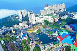 Private Transfer : Genting Highlands to Kuala Lumpur