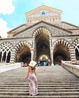 Amalfi Coast group tour with pickup from Salerno