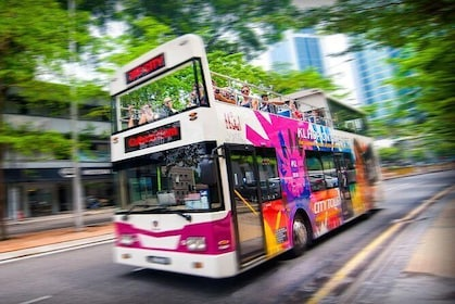 KL Hop On Hop Off Bus Pass