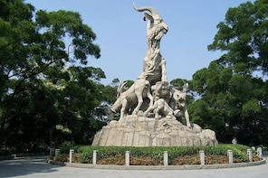 Guangzhou Relics and Scenic Private Day Tour With the Lunch