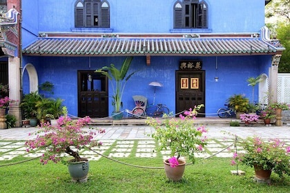 Cheong Fatt Tze George Town Penang: The Blue Mansion Guided Tour