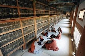 UNESCO Heritage Tour : Haeinsa temple tour in Mt.Gaya with Tripitaka Korean...