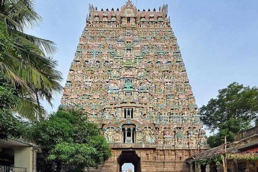 Show item 2 of 2. Kumbakonam Temple