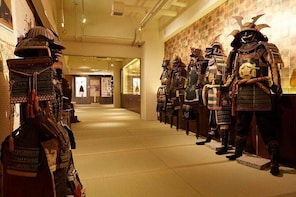 Samurai Experience & Guided Tour of Samurai Ninja Museum