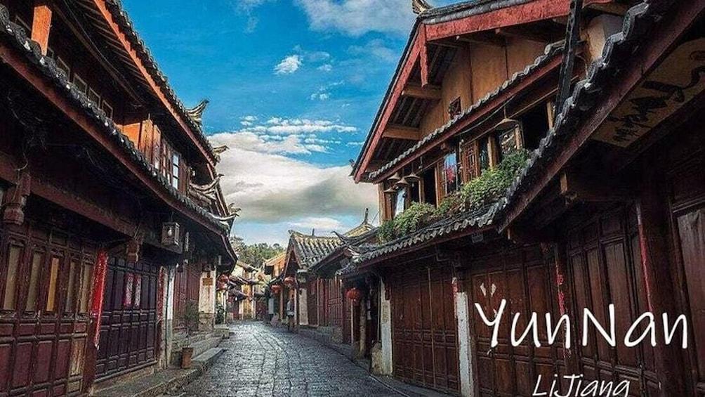 6-Day Tour In Yunnan: Lijiang/Shangri-La/Dali