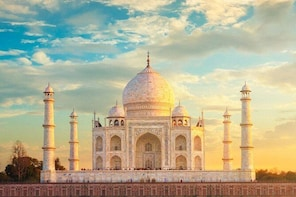India's Best Seller-Taj Mahal and Agra Fort Tour From Delhi