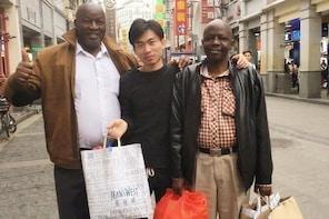 Guangzhou tour guide with car service