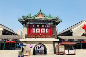 4-Hour Private Shore Excursion to Porcelain House and Ancient Culture Stree...