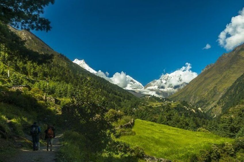 Show item 3 of 5. 13 Days Manaslu Circuit Trek with NEST Adventure (a local travel company)
