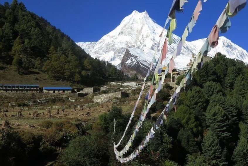 Show item 5 of 5. 13 Days Manaslu Circuit Trek with NEST Adventure (a local travel company)