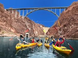 Hoover Dam Kayaking Tour on Colorado River - Las Vegas