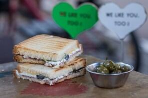 Bitemojo self-guided culinary tours of Tel Aviv: White City
