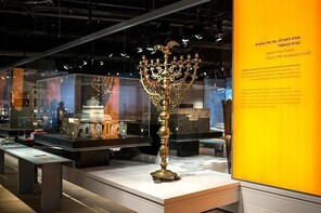 Skip the Line:Ticket &Audio Guide-The Museum of The Jewish People-Beit Hatf...