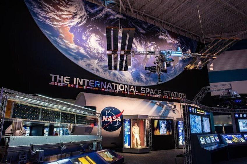 Breathtaking exhibits!