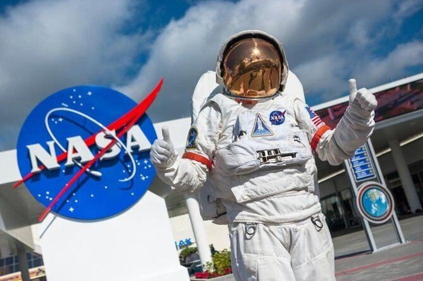 NASA's Space Center plus Houston's Official City Tour