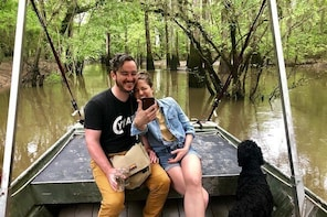Private Maurepas Swamp Tour, Small-Group Ecotour with Transportation to/fro...