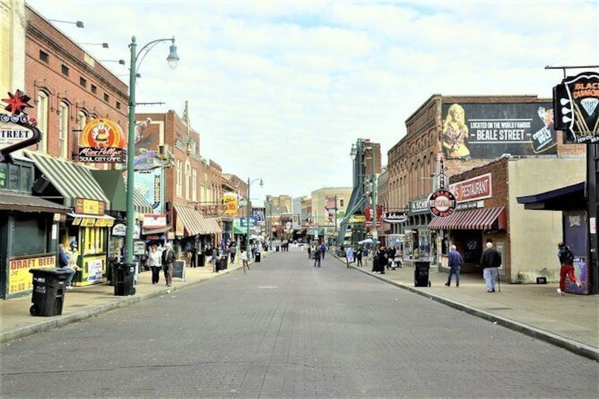 Memphis City Tour with Admission to 1 or 2 Memphis Attractions