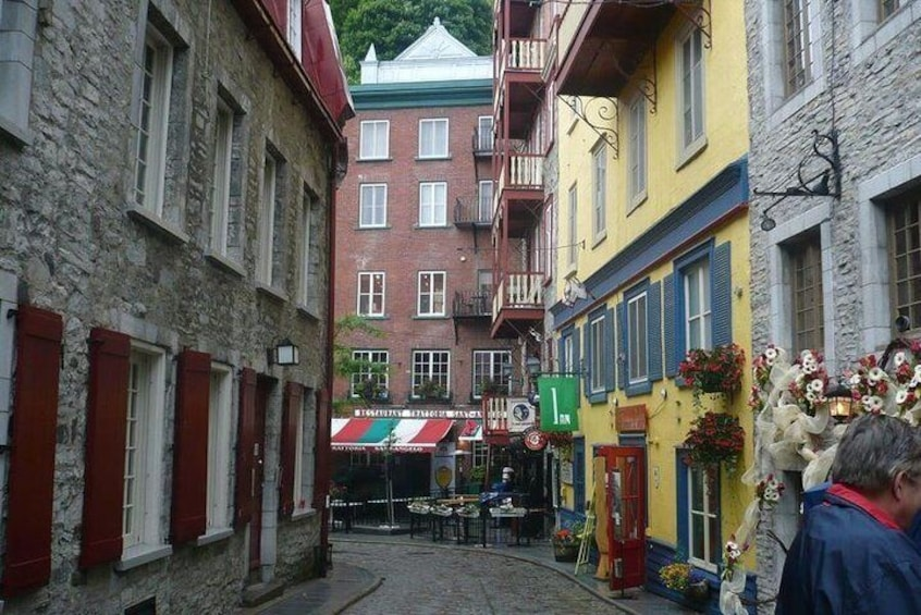 Private Walking Tour of Quebec City