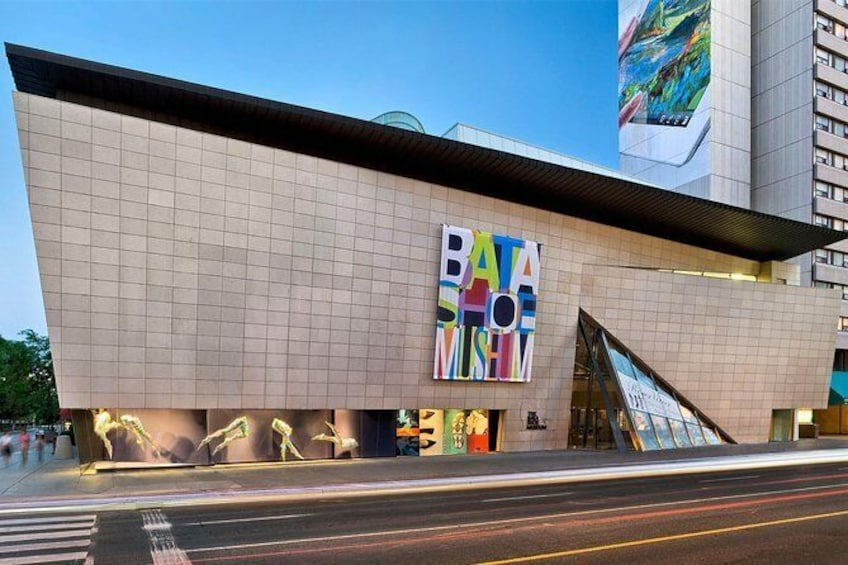 Show item 1 of 6. Skip the Line: Bata Shoe Museum Admission Ticket