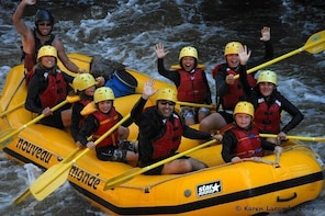 Full-Day Mont-Tremblant Rouge River Family Rafting Tour with Lunch