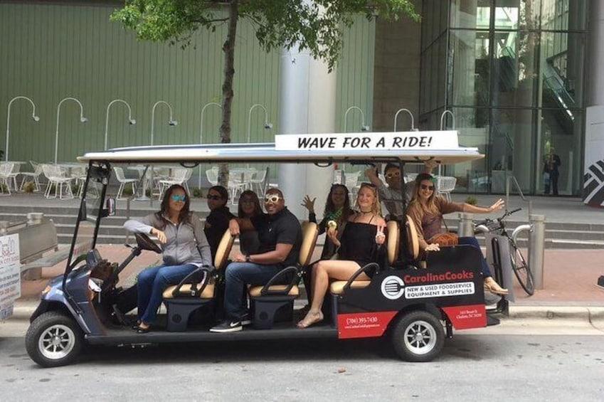 Charlotte City Tour