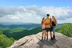 Waterfalls and Blue Ridge Parkway Hiking Tour