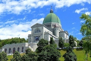 Museum of Saint Joseph's Oratory of Mount Royal Ticket